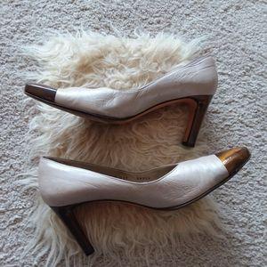 ST JOHN Classic Professional Pumps Heels Shoes